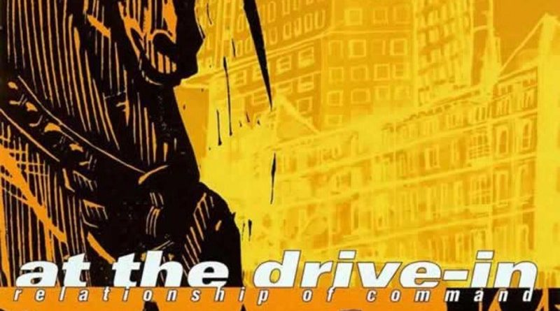 at the drive in relationship of command discogs records