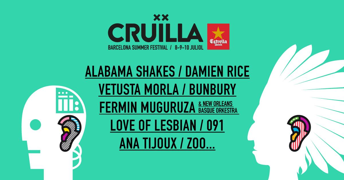 Festival Cruïlla 2016