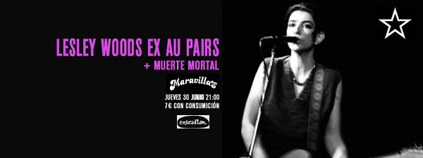 LesleyWoods-MuerteMortal-Madrid