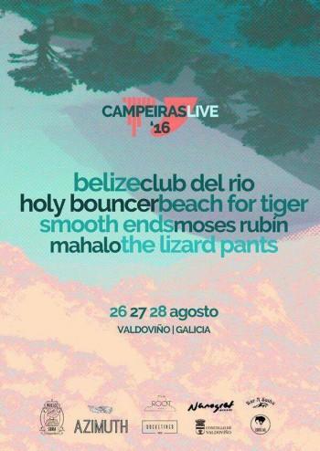 cartel Campeiras Live