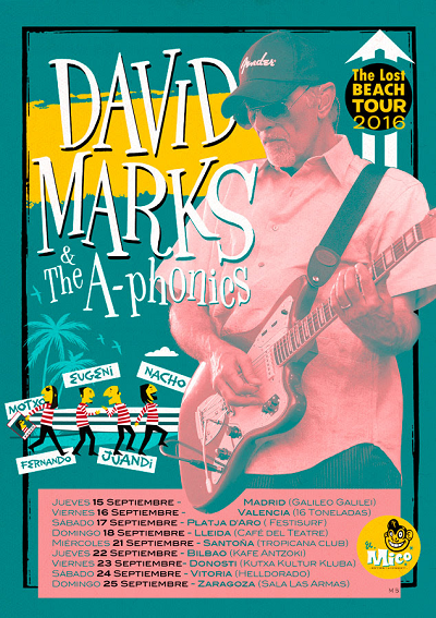david marks 2016