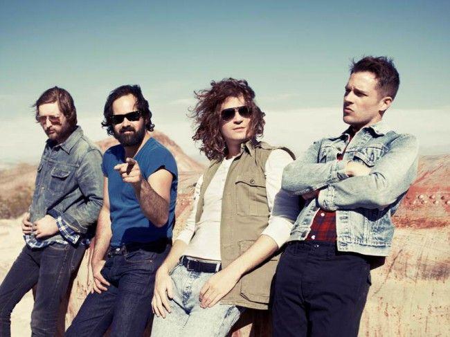 The Killers, nuevo cabeza de cartel del Bilbao BBK Live - Muzikalia