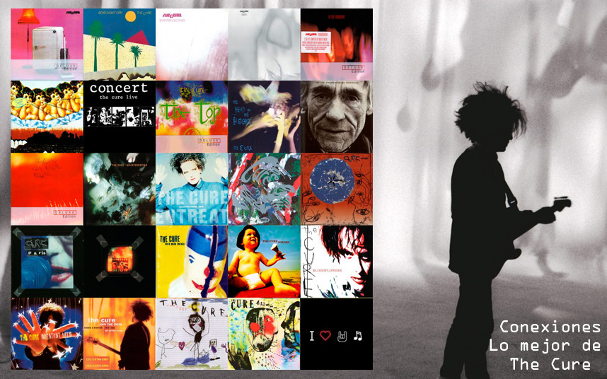 Podcast The Cure repasamos todos sus discos