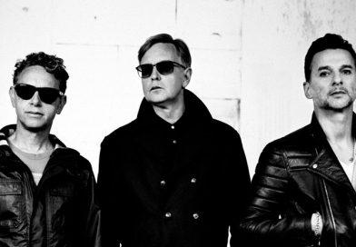 """Depeche Mode lanzan vídeo en 360º para """"Going Backwards"""""""