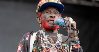 Lee Scratch Perry – (Sala But) Madrid 23/03/17