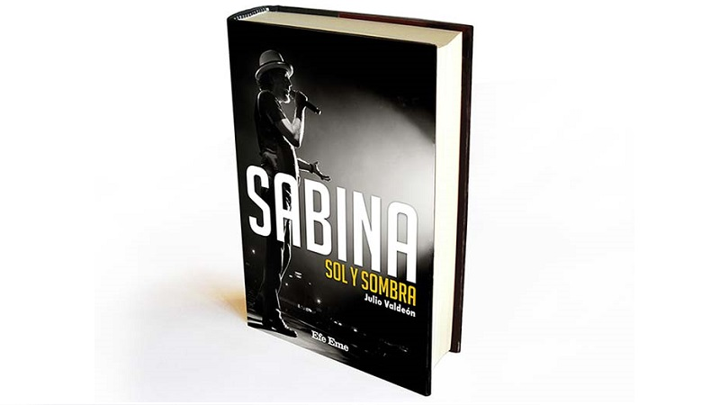 Portada del libro Sabina Sol y Sombra