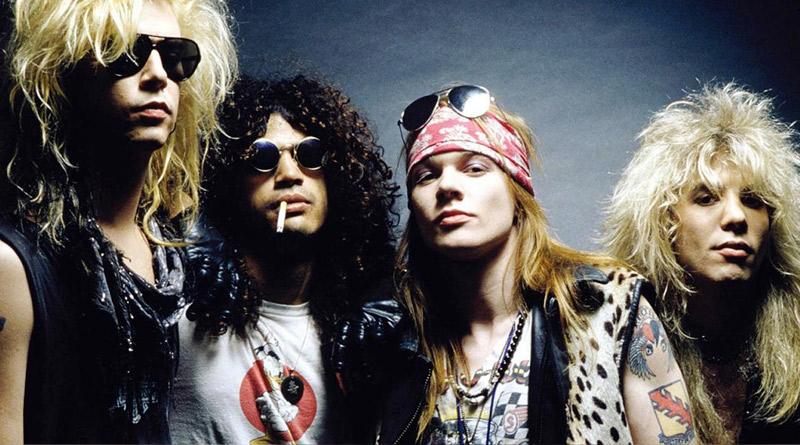 Llega la gira de Guns N' Roses, lo celebramos con sus 10 mejores temas