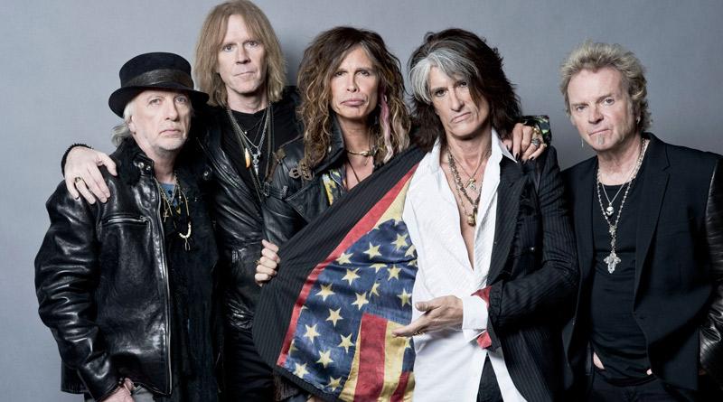 Llega la gira de Aerosmith y recordamos sus 10 mejores temas