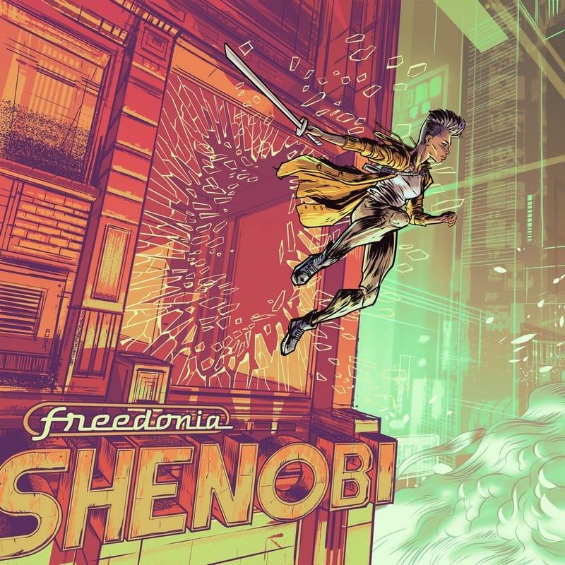 Freedonia - Shenobi