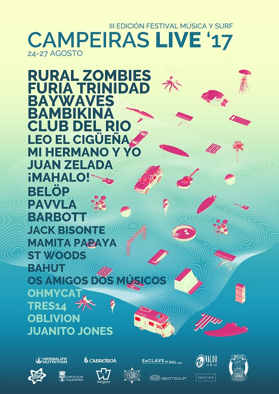 Cartel del Campeiras Live 2017