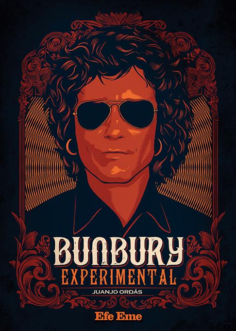 Portada del libro Bunbury Experimental, de Juanjo Ordás