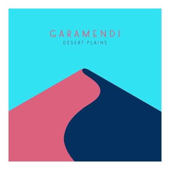 Portada del disco de Garamendi