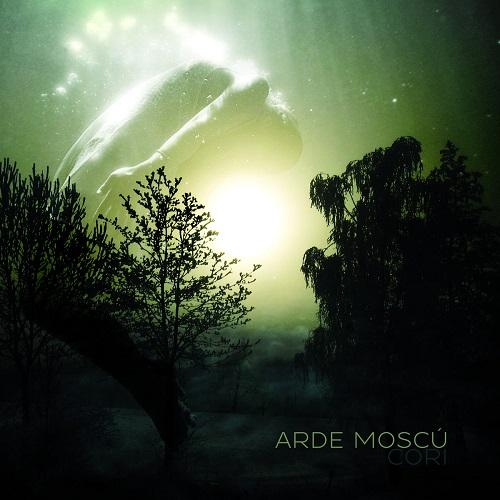 Portada de Cori, el primer disco de Arde Moscú