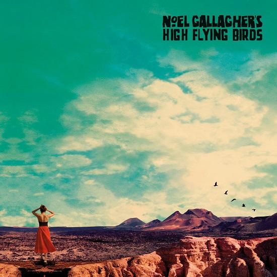 Portada de lo nuevo de Noel Gallagher