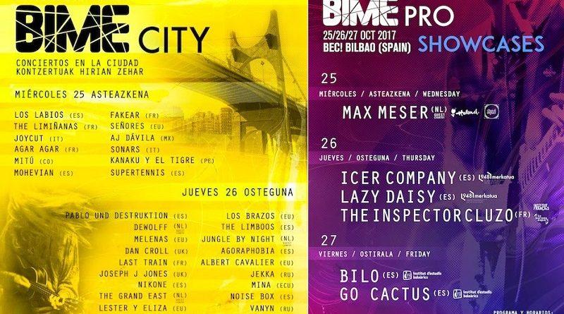 Te descubrimos a las bandas francesas del BIME Live