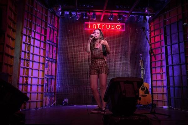 BSoul presentando su disco en El Intruso