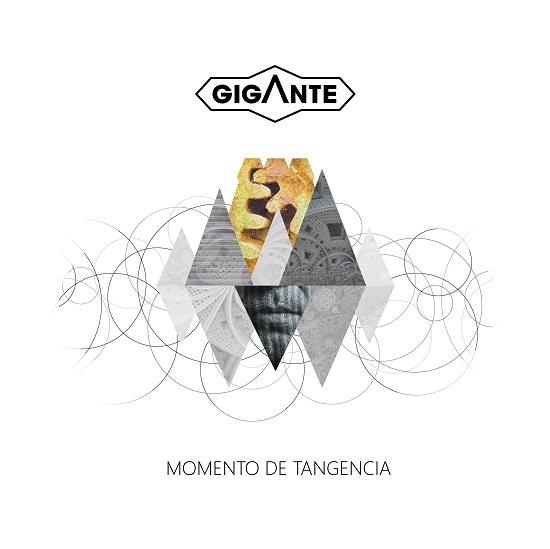 Portada de Momento de Tangencia, el nuevo EP de Gigante