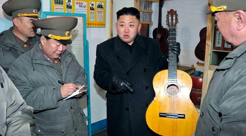 Norcoreano: Alegato Nacional Cañí