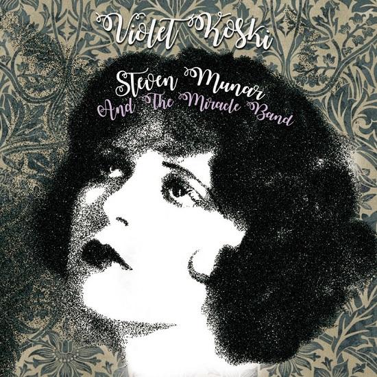 Portada del nuevo disco de Steven Munar and the Miracle Band