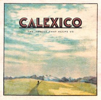 Portada del nuevo álbum de Calexico