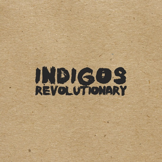 "Portada de ""Revolutionary"", nuevo single de Indigos"