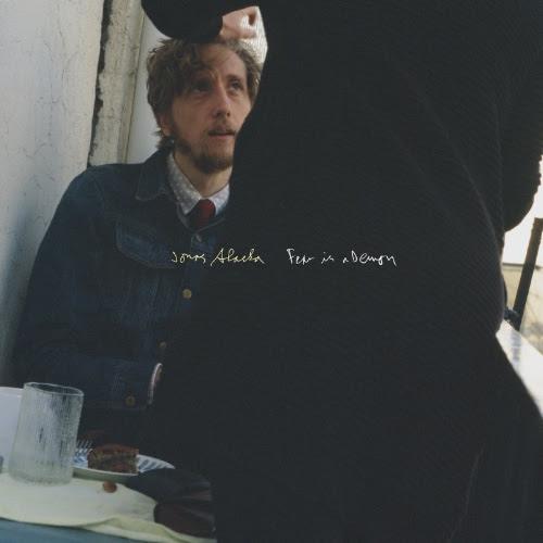 Portada del nuevo disco de Jonas Alaska