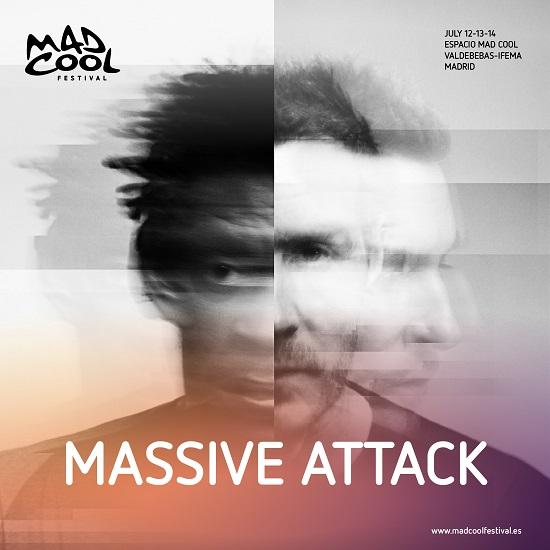 Massive Attack confirmados para el Mad Cool