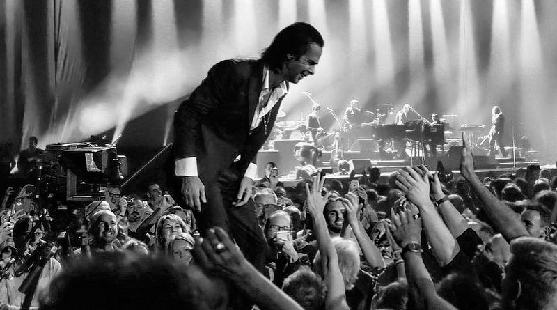 Dos noches junto a Nick Cave & The Bad Seeds