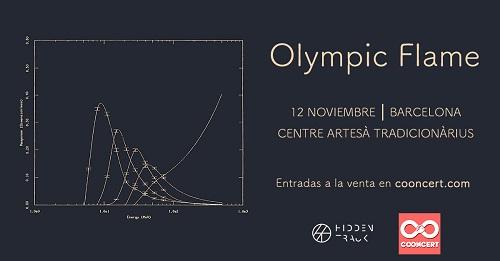 Presentación en vivo de Olympic Flame