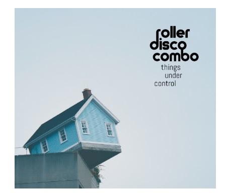 Portada del álbum de debut de Roller Disco Combo