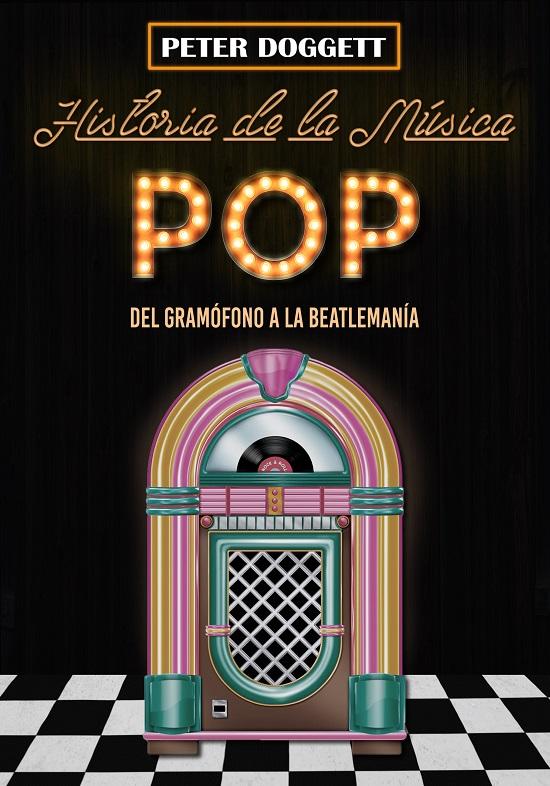 Portada de la historia del pop editada por Redbook Ediciones