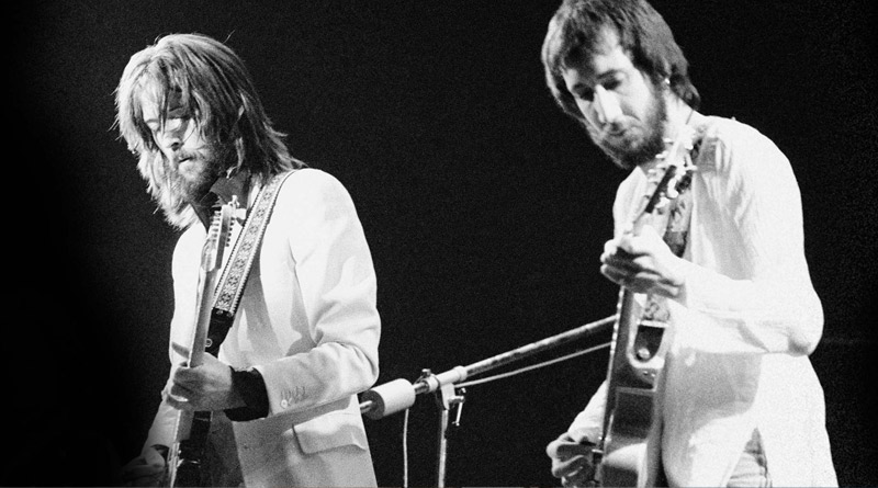 45 años de Eric Clapton en el Rainbow