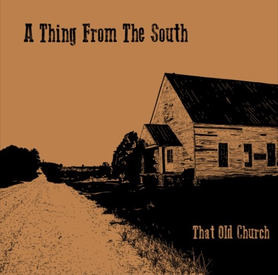 Portada del primer disco de A Thing From The South