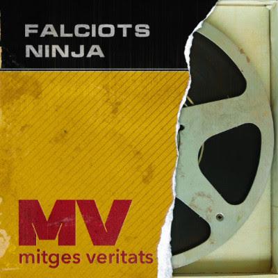 """Portada de """"Mitges Veritats"""", lo nuevo de Falciots Ninja"""