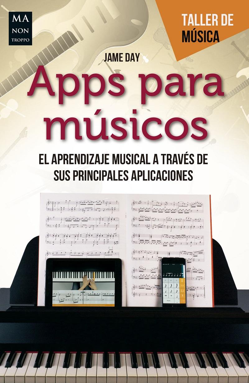 Portada del libro Apps Para Músicos