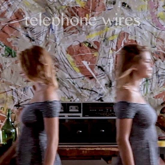 "Portada del single ""Telephone wires"" de Ema Jean"