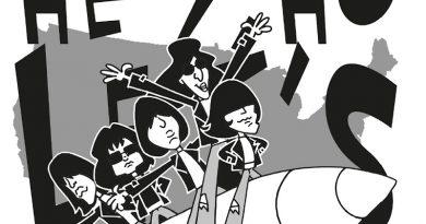 Redbook Ediciones publica una novela gráfica sobre Ramones