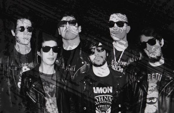 La banda argentina The Charlie's Jacket