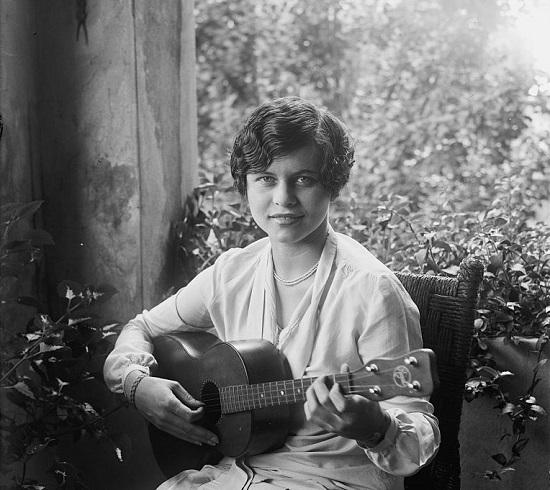 Nancy Hamilton, mujer compositora