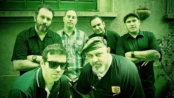 La banda argentina Raise My Kilt