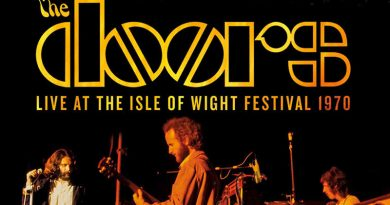 The Doors – Live at The Isle of Wight Festival 1970 (Universal)