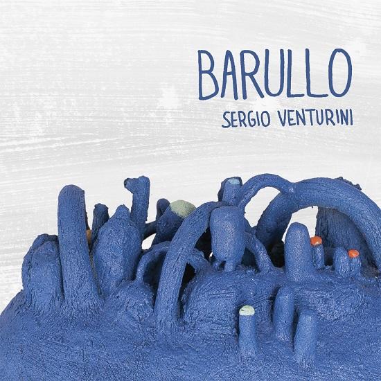 Portada de Barullo, de Sergio Venturini
