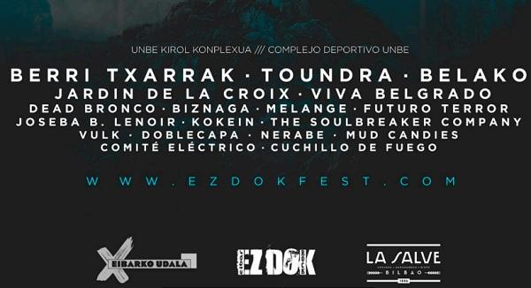 Cartel del Ezdokfest 2018