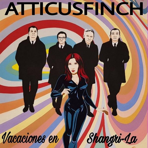 Portada del primer disco de Atticusfinch