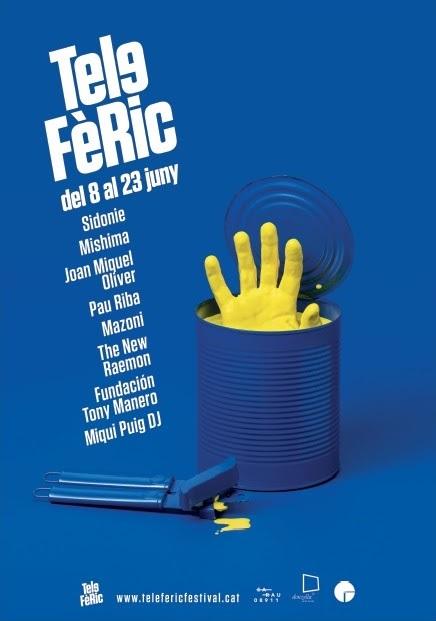 Cartel del Telefèric Fest