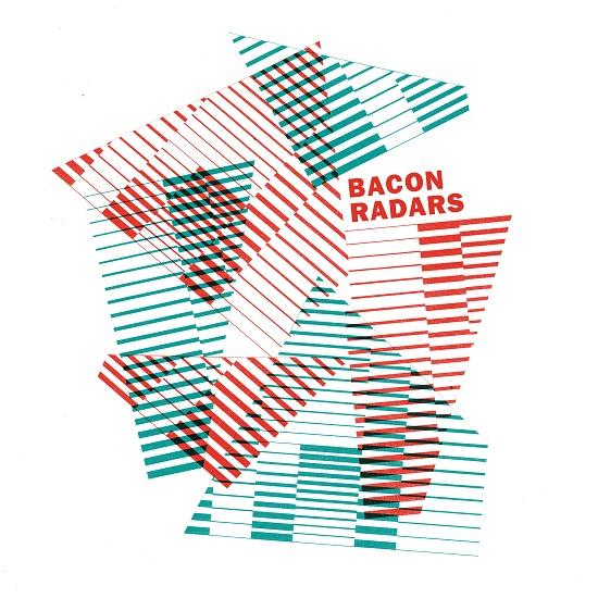 Portada del EP de debut de Bacon Radars