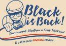Todo preparado para el Blackisback! Weekend