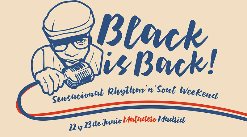 Todo preparado para el Blackisback! Weekend