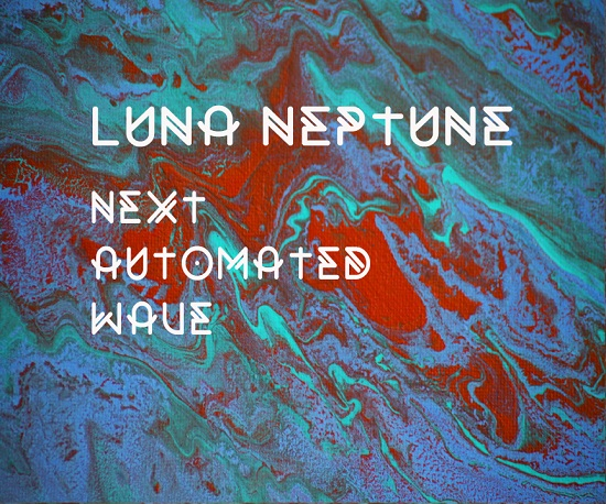 Portada del nuevo EP de Luna Neptune
