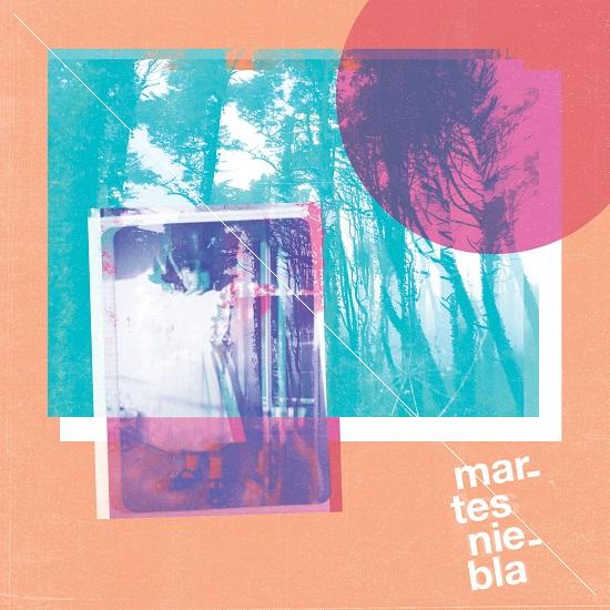 Portada del EP de Martes Niebla